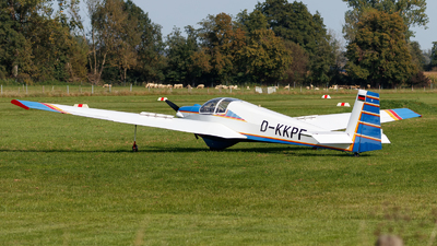 D-KKPF - Scheibe SF.25D Falke - Luftsportverein Bad Endorf-Prien