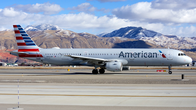 A picture of N192UW - Airbus A321211 - American Airlines - © Michael Rodeback