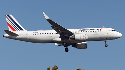 A picture of FHEPG - Airbus A320214 - Air France - © Marko Milinkovic