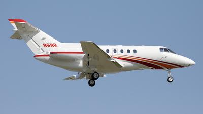 N6NR - Raytheon Hawker 800XP - Private