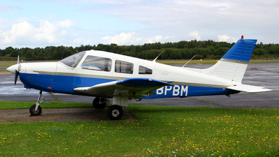 G-BPBM - Piper PA-28-161 Warrior II - Private