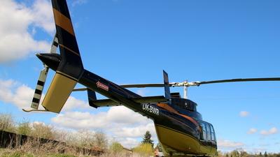 A picture of OKBWR - Bell 206L3 LongRanger III - [51112] - © Honza Dasek