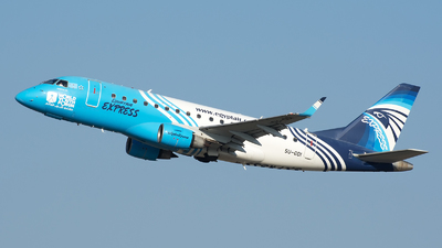 SU-GDI - Embraer 170-100LR - EgyptAir Express