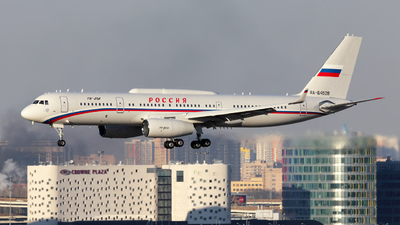 RA-64528 - Tupolev Tu-214SR - Rossiya - Special Flight Squadron