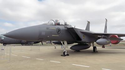 8323 - Boeing F-15SG Strike Eagle - Singapore - Air Force
