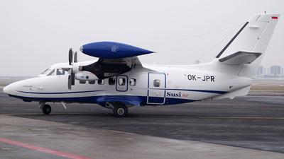 OK-JPR - Let L-410UVP-E20 Turbolet - Susi Air