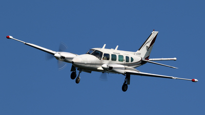 A picture of CGXKS - Piper PA31325 - [317512038] - © Michael Durning
