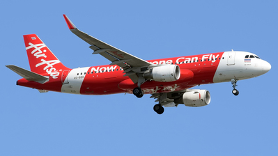 A picture of HSBBR - Airbus A320216 - AirAsia - © Omid83