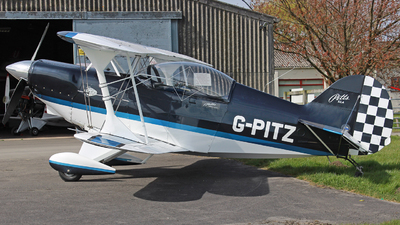G-PITZ - Pitts S-2A Special - Private