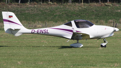 D-ENSL - Aquila A210 - Motorflug Münster