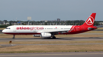 TC-ETM - Airbus A321-131 - AtlasGlobal