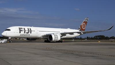 A picture of DQFAI - Airbus A350941 - Fiji Airways - © Matthew McDonald