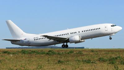 OM-GTC - Boeing 737-430 - Go2Sky