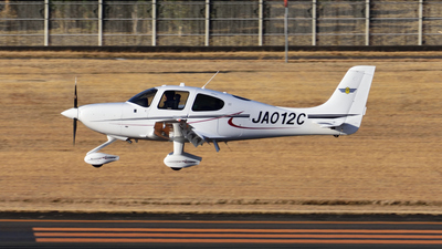 JA012C - Cirrus SR22 - Japan - Civil Aviation College