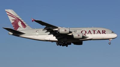 A7-APB - Airbus A380-861 - Qatar Airways