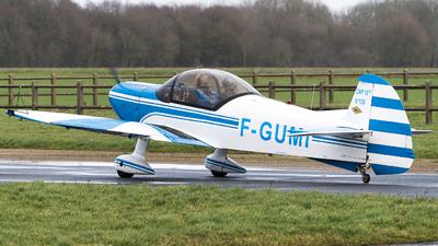 F-GUMI - Mudry CAP-10B - Private