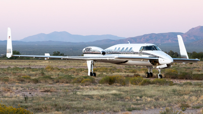 N26RA - Beechcraft 2000A Starship - Private