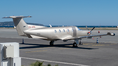 LX-JFN - Pilatus PC-12/47 - Jetfly Aviation