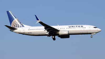 A picture of N37281 - Boeing 737824 - United Airlines - © NRT Spotter