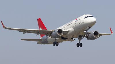 B-303T - Airbus A319-115 - Air Travel