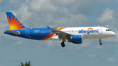 N232NV - Airbus A320-214 - Allegiant Air