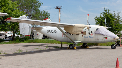 UP-A2804 - Antonov An-28 - East Wing
