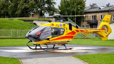 SP-HXV - Eurocopter EC 135P2+ - Poland - Medical Air Rescue