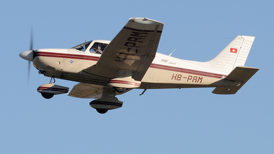 A picture of HBPRM - Piper PA28181 - [2890128] - © Peter Unmuth