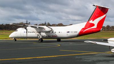 VH-SBW - Bombardier Dash 8-Q315 - QantasLink (Eastern Australia Airlines)