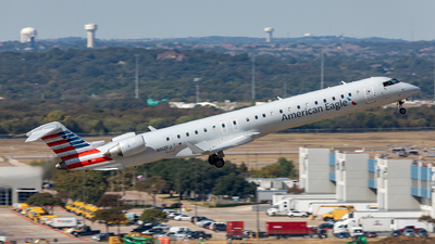 N912FJ - Bombardier CRJ-900ER - American Eagle (Mesa Airlines)