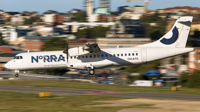 OH-ATO - ATR 72-212A(500) - Nordic Regional Airlines NORRA