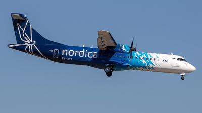 A picture of ESATA - ATR 72600 - [1038] - © Gerrit Griem