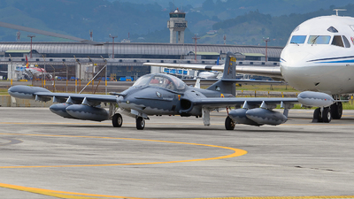 FAC2185 - Cessna A-37B Dragonfly - Colombia - Air Force