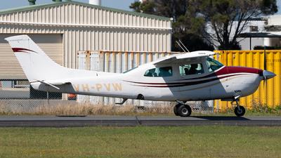 VH-PVW - Cessna 210L Centurion - Private