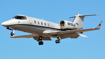A picture of N212JA - Learjet 60 - ATI Jet - © Justin Lawrence