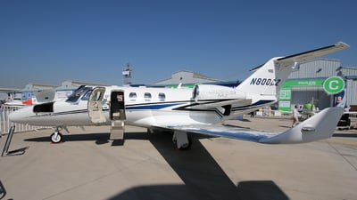 N800CZ - Cessna Citation M2 - Cessna Aircraft Company