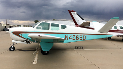 N4268D - Beechcraft G35 Bonanza - Private