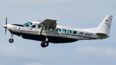 PK-BVS - Cessna 208B Grand Caravan - Susi Air