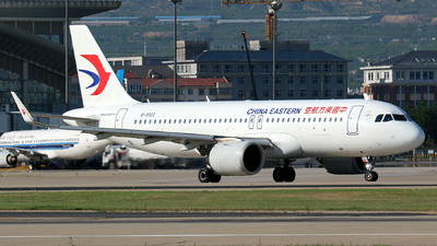 B-302Z - Airbus A320-251N - China Eastern Airlines