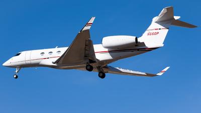 N660P - Gulfstream G600 - Private