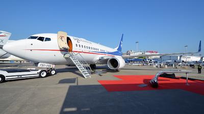 P4-SJM - Boeing 737-7CG(BBJ) - Private