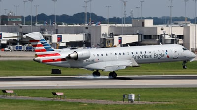 N503AE - Bombardier CRJ-701 - American Eagle (PSA Airlines)