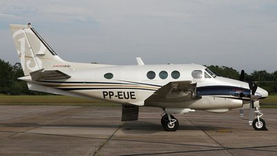 PP-EUE - Beechcraft B90 King Air - Private