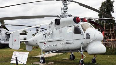 17 - Kamov Ka-25PL Hormone-A - Russia - Air Force