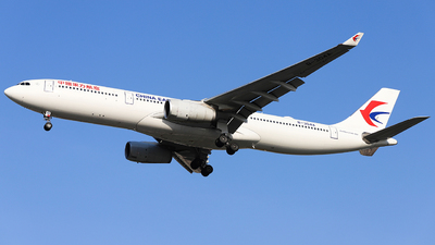 B-304A - Airbus A330-343 - China Eastern Airlines