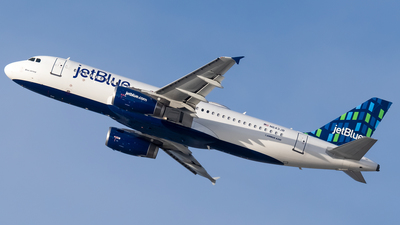 A picture of N643JB - Airbus A320232 - JetBlue Airways - © Ricky Teteris