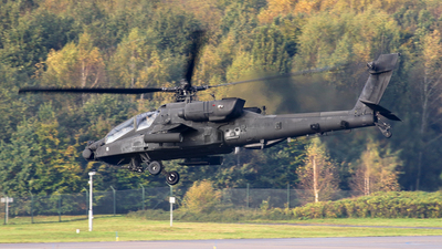 09-07062 - Boeing AH-64D Apache - United States - US Army