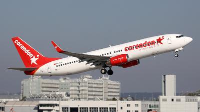 TC-TJT - Boeing 737-8HC - Corendon Airlines