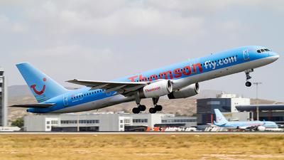 G-BYAL - Boeing 757-204 - Thomsonfly
