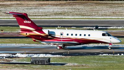 N159M - Embraer EMB-550 Legacy 500 - Private